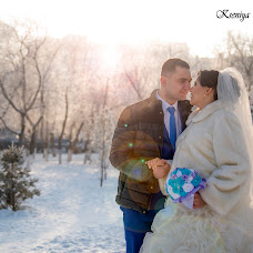 Wedding photographer Kseniya Vist (KseniyaVist). Photo of 22.02.2016