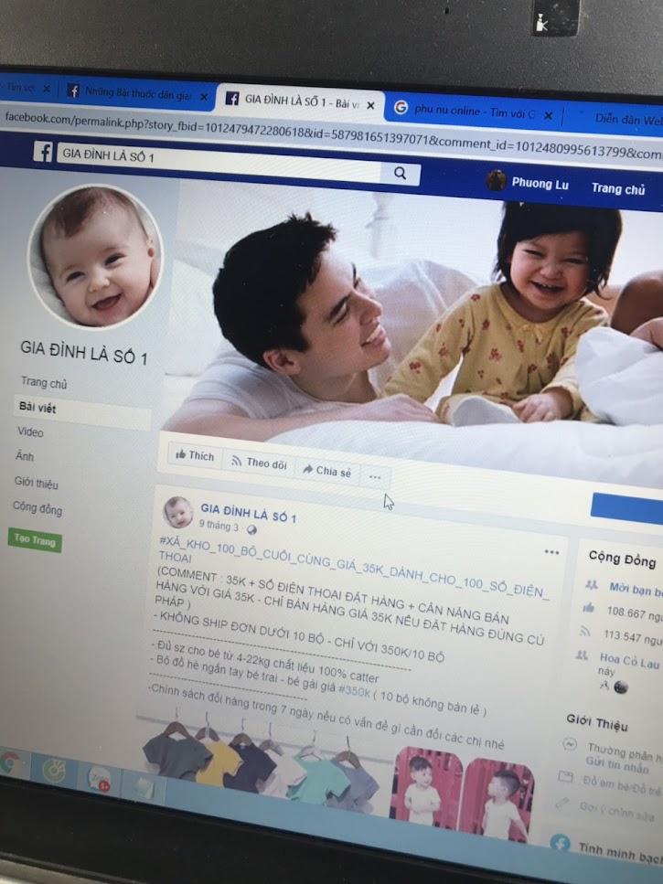 Cảnh báo lừa đảo fb 0943053888 gia đình là số 1 - 1