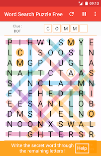 Word Search Puzzle Free - náhled