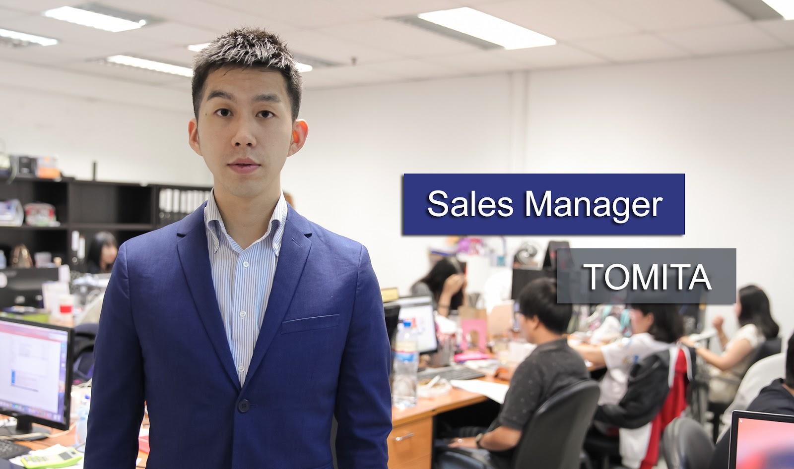 富田博之 DTK AD sales manager