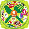 FoodZone:-Restaurants Food and Drinks Delivery app icon