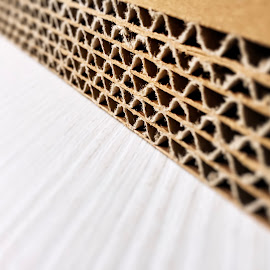 Cardboard box  by Valerio Rosati - Abstract Patterns ( container, gift, carton, mail, office, corrugated, empty, shipping, white, post, textured, recycle, cargo, nobody, moving, parcel, packer, package, brown, pack, shipped, background, fragile, present, send, card, object, blank, freight, isolated, pattern, deliver, box, storage, packing, paper, design, cardboard, delivery, business, texture, packaging, transport, crate, transportation, merchandise, material, closed, board, open )