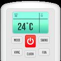 Remote for Air Conditioner (AC) icon