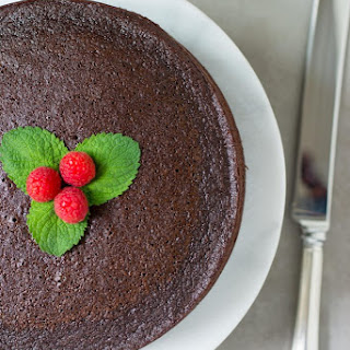 Chocolate Cake With Raspberry Jam Filling Recipes