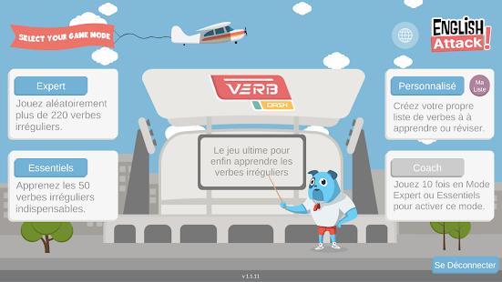 Verb Dash Applications Sur Google Play