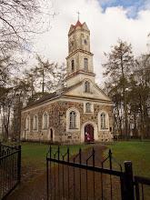 Photo: Lančiūnavos Šv. Kazimiero bažnyčia (1880 m.)