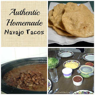 Authentic Navajo Tacos