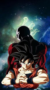 Goku Jiren Wallpaper HD - náhled