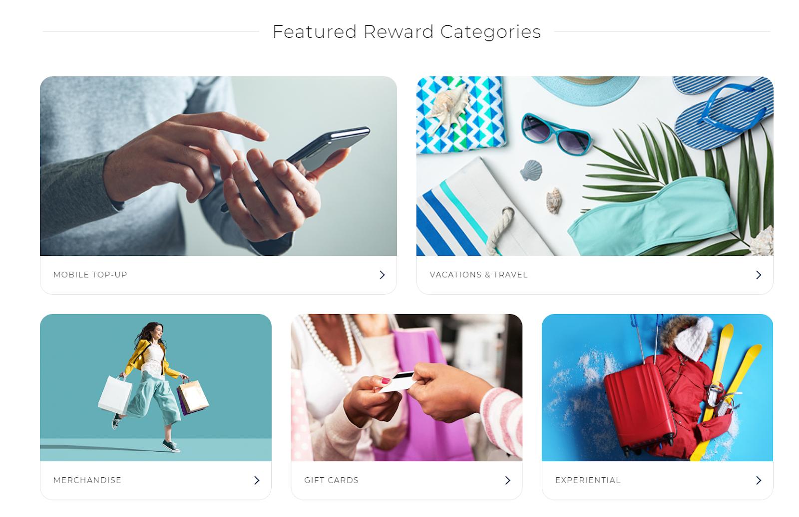 Featured Rewards