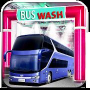 Modern Bus Wash: Auto Car Wash Bus Mechanic