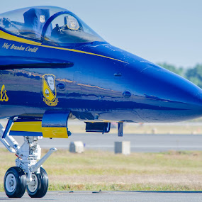 Blue Angels @ NAS JAX by Ron Malec - Transportation Airplanes ( f/a-18, hornet,  )
