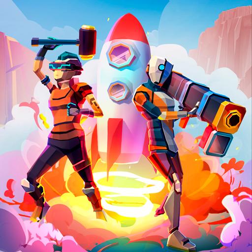 Rocket Royale APK Cracked Download