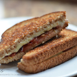 Tyson Salami Bits and Grilled Cheese!.