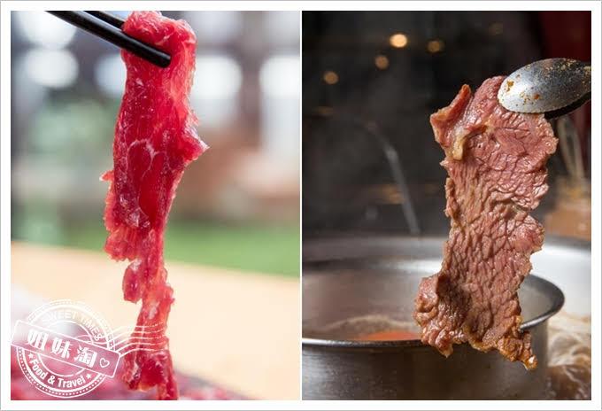 岡鐵牛鍋物工廠綜合鍋物拼盤招牌牛肉