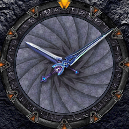 Star Watch Gate Clock skin APK Download andrew somers android
