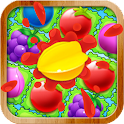 Fruit Bunnies Star Mania icon