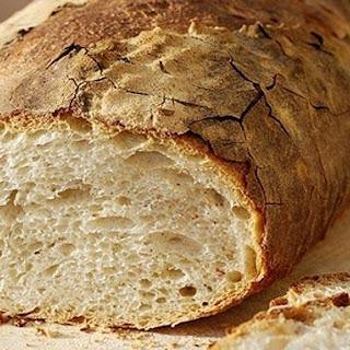 Homemade Italian Bread.