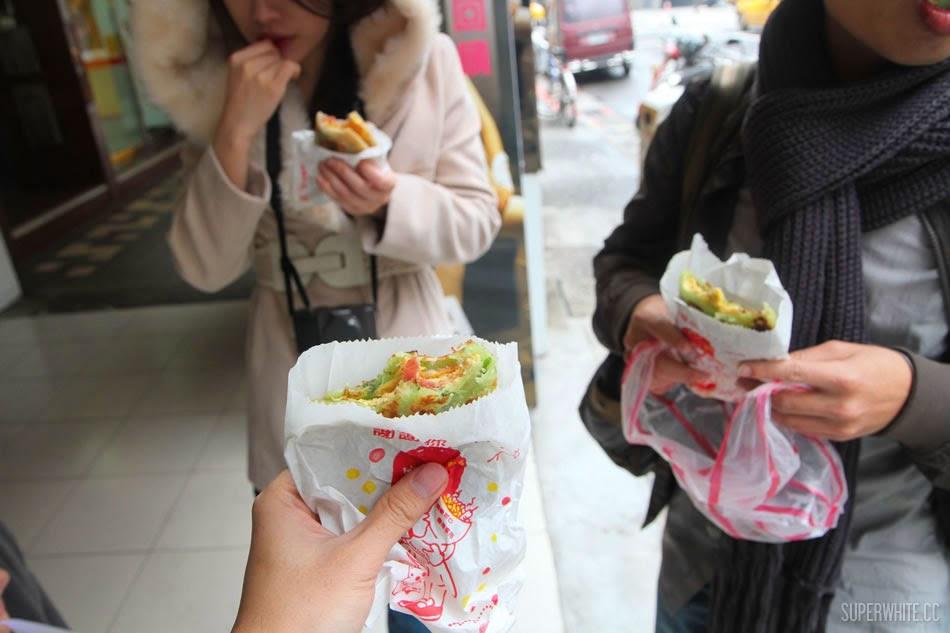 Taiwan Food Adventure 台湾食在愛玩