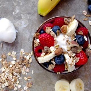 Simple Muesli Breakfast (Revamped).