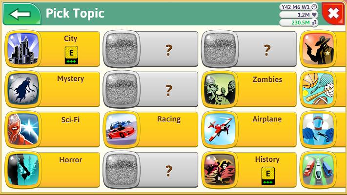 Game Dev Tycoon- screenshot
