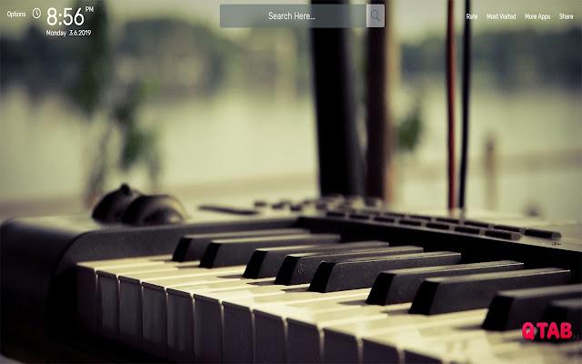 Piano Wallpapers Hd Theme