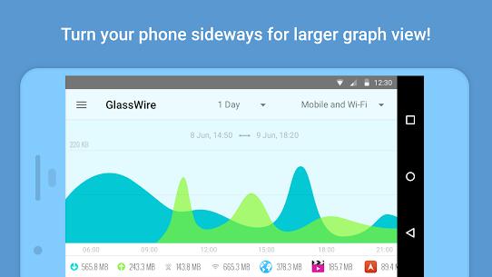 GlassWire Data Usage Monitor Premium v2.0.316r Cracked APK 8