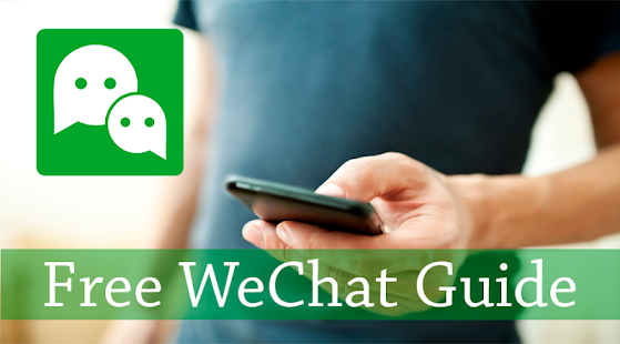 WeСhat New Guide - náhled