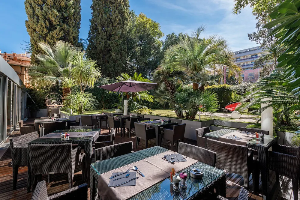 Hotel Cezanne, Cannes