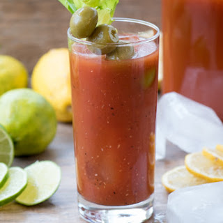 Bloody Mary Drink Recipes