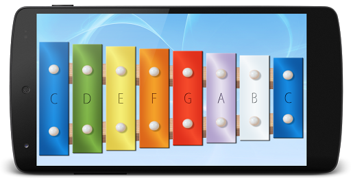 Xylophone screenshot