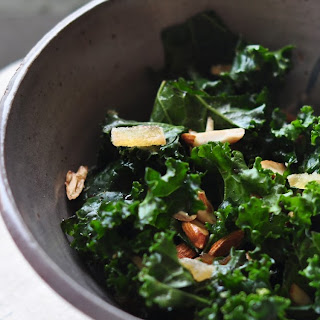 Kale Salad With Ginger Dressing