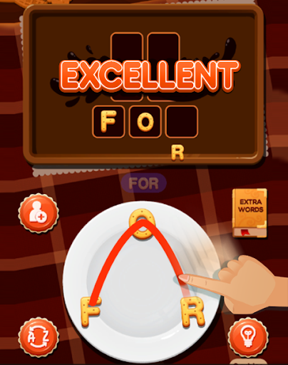 Word Cooking - screenshot