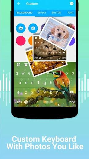 Kika Keyboard - Emoji Keyboard, Emoticon, GIF screenshot 2