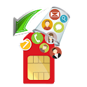 SMS and Contact - Backup & Restore icon