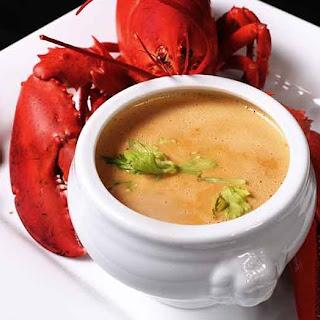 Creamy Lobster Bisque