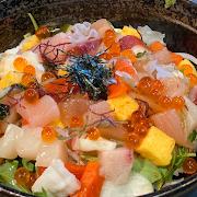 Seafood Bara Chirashi