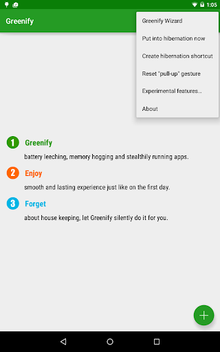 Greenify 4.7.5 Apk for Android 5