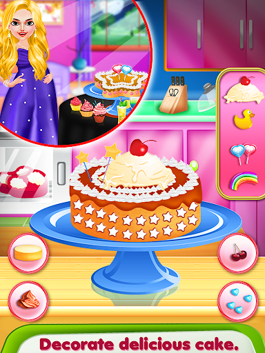 Princess Baby Shower Party screenshot 2
