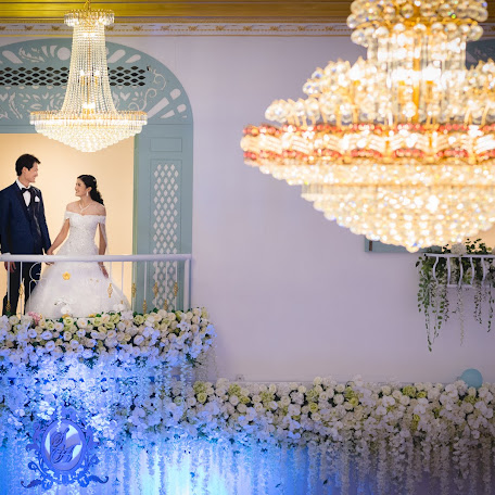 Wedding photographer Ittipol Jaiman (cherryhouse). Photo of 01.12.2017