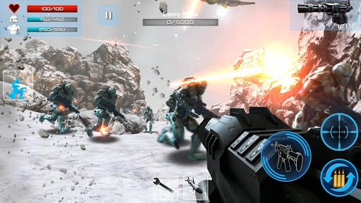 Enemy Strike 2 - screenshot