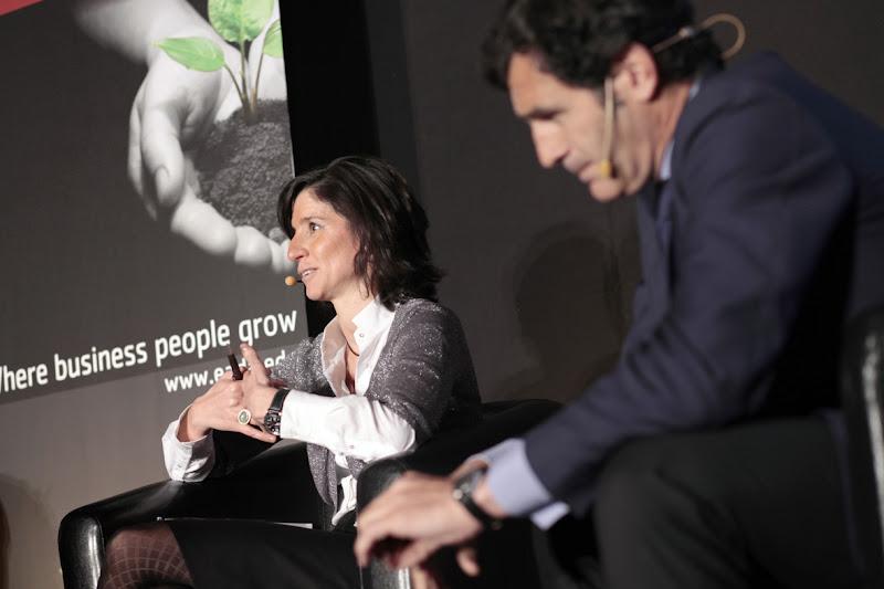 Photo: Silvia Vilchez, Directora  de Personas de MRW