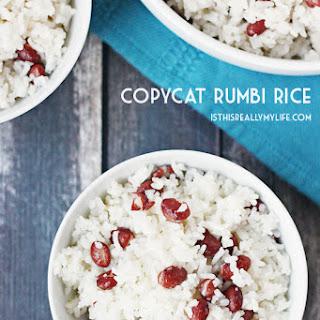 Copycat Rumbi Rice