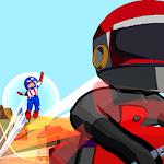 Hero VS Criminal icon