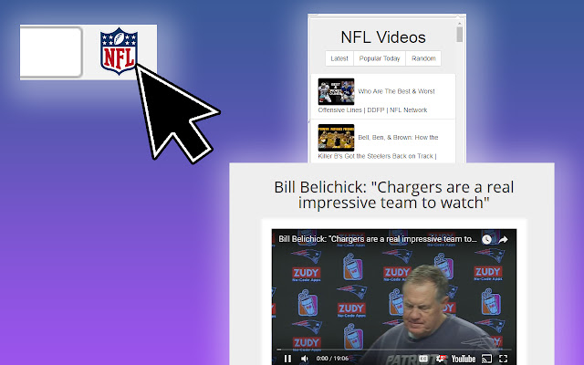 Latest NFL Videos
