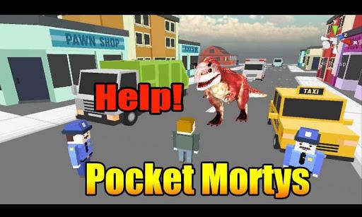 Pocket Mortys 3D