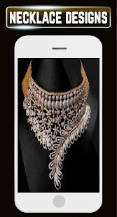 New Gold Necklace Designs Jewellery Gallery Ideas - náhled