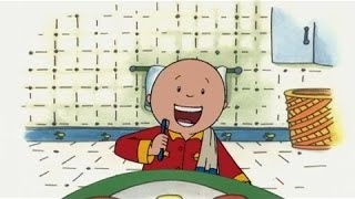 Caillou's Summer Goodnight