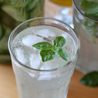 Cucumber Basil Drink Recipes.