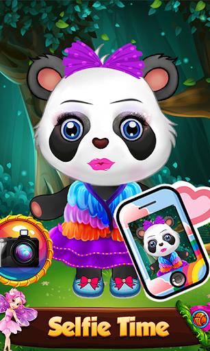 Panda Makeup Salon Games: Pet Makeover Salon Spa 1.01.0 screenshots 14
