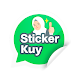 Rockey Animated Sticker Maker WhatsApp-Sticker kuy